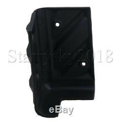 12pcs Plastique À Angle Droit Angle De Protection Pour Enceinte Amplificateur De Guitare