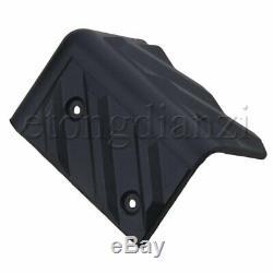 12x Coin Protecteur Pour Enceinte Guitare Amplificateur 90 Degrés Noir