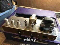 18 Watt Amplificateur Handbuilt Marshall Circuit 1974x Tous Tube- 12 Weber Président