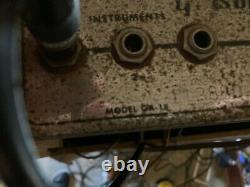 1959 Gibson Ga-18 Explorer Tube Map Needs Speaker Repair