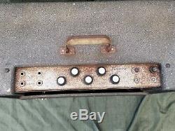 1960 Gibson Maestro Ga 15 Ampli Ampli Guitare À Lampes Réverbération 12 Jensen Haut-parleur