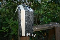 1962 Vintage Valco Supro 1606 Ou 1600 Jensen Président Tube Amplifier Amp Hendrix
