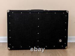 1965 Fender Tremolux Vintage 2x10 Blackface Speaker Cabinet Avec Oxford 10k5