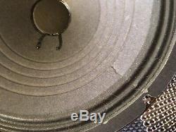 1969 Fender Super Reverb Cts Alnico Haut-parleurs 10 8ohm