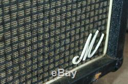 1970 Marshall Big M 4 X 12 Enceinte Guitare Loaded Avec G12h-80 Celestion