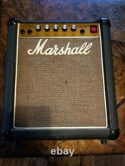 1986 Marshall Lead 12 5005 Combo Guitar Amplificateur Celestion 10 Pouces Speaker Amp