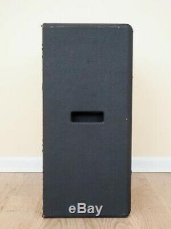 1994 Hiwatt Se4123 Président Cabinet 4x12 Audio Brothers Uk-made Avec 12s Wharfedale