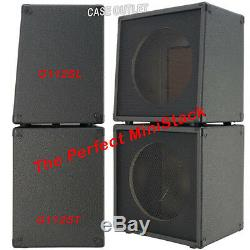 1x12 Cabinet Guitar Speaker Extension Avec 8 Ohms Celestion Cls Plomb 80 Bk Tolex