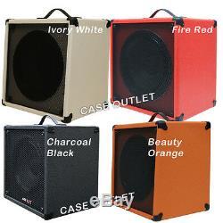 1x12 Extension De Haut-parleur Pour Guitare Meuble Vide Charcoal Black Carpet G1x12st Cbc