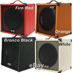 1x12 Extension Guitar Speaker Coffret Vide Orange Tolex G112sl-botlx