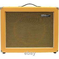 1x12 Guitar Speaker Cab Vide 12 Armoire -orange Tolex
