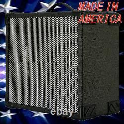 1x12 Guitar Speaker Extension Cabinet Vide Pour Roland Cube 80xl