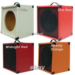 1x12 Guitar Speaker Extension Cabinet With8 Ohms Celestion Greenback Br Blk Tolex