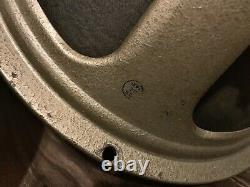 (2) Celestion Rola Greenback G12m 25 Watt 16 Ohm 55hz 1973 Haut-parleurs