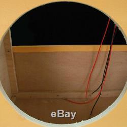 212 Guitar Speaker Cab Vider Cabinet Orange Tolex 2x12