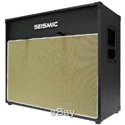 212 Speaker Guitar Cab Empty 12 Vintage Cabinet 2x12