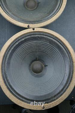 2x Celestion T1511 G12m 1971 Greenback Vintage 12 Haut-parleur 4 Plexi Marshall