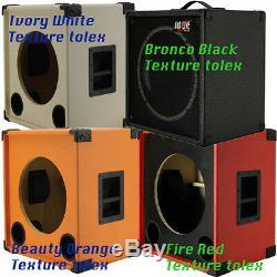 2x12 Avec Enceinte Vide Pour Guitare Basse Tweeter Black Carpet Bg2x12ht-bc