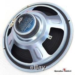 4-pack Peavey Marvel Bleu 10 Haut-parleur Guitare 8ohm Grand Remplacement 4 Combo Ampli