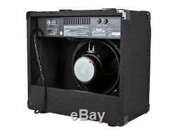 40 Watts 1x10 Guitar Combo Amplifier Avec Spring Reverb, 10 Pouces 4 Ohms Haut-parleur