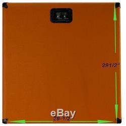 4x12 Guitar Speaker Desserte Withg12k100 Haut-parleurs Celestion Orange Tolex