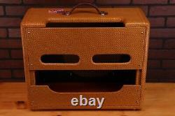5e3 Panel Tweed Deluxe Affinez Guitar Combo Enceinte Avec De La Laque Nitro