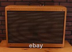 5f8 Panneau Étroit Tweed Twin High Power Combo Speaker Cabinet