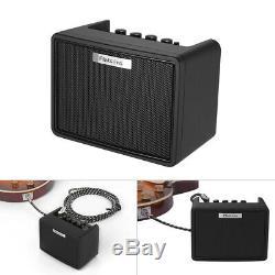 Acoustique Fga-3 Guitare Électrique Amplificateur Haut-parleurs 2 Canaux 3 Ampli De Puissance D'alimentation