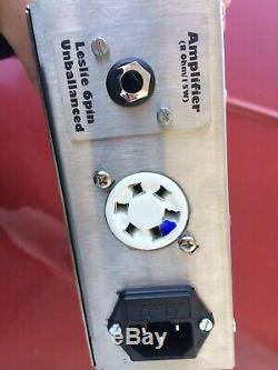 Adaptateur De Haut-parleur Leslie Speaker Toggle Guitar To Leslie Pour Haut-parleur