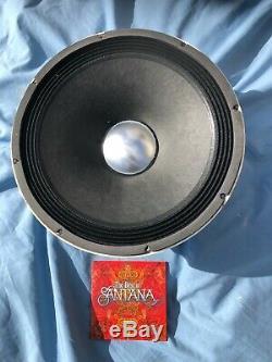 Altec 417 8c Santana Et Jerry Garcia 12 Pouces Haut-parleur Guitare Vintage 8 Ohms