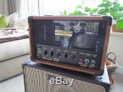 Ameson Rs50 Jazz Ampli Guitare Guitare + Enceinte Ev Superbe Son