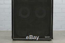 Ampeg-810e 8x10 Basse Enceinte Made In USA # 40762