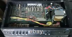 Ampeg B3158 Tête De Puissance Bi-ampli Seulement, Pas D'armoire Ou Haut-parleurs