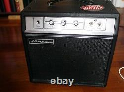 Ampeg Gvt5-110 5with2.5w All-tube Guitar Amplificateur Avec Haut-parleur Celestion