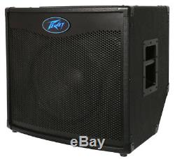 Ampli Ampli De Pointe Peavey Tour Tnt Électrique 15 Haut-parleurs Combinés 600w