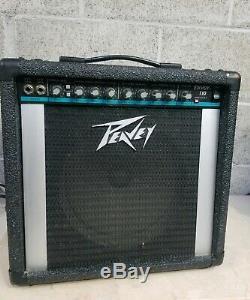 Ampli Ampli Guitare Peavey Vintage Envoy 110 Excellent Son! 10 Haut-parleurs