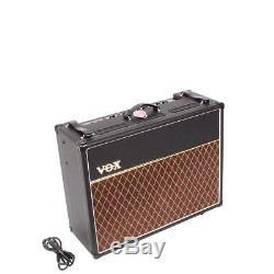 Ampli Combo Guitare Vox 30w Avec Enceintes 2x12 Celestion Alnico Blue 1089917