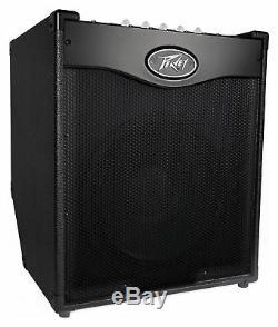 Ampli Combo Peavey Max 112 200w Pour Ampli Guitare Basse Avec 12 Enceintes + Tweeter