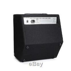 Ampli De Batterie Électrique Haut-parleur Station De Travail Clavier Ampli Guitare Acoustique 35w