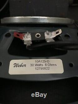 Ampli Guitare 15 Watts Fender Pro Junior Avec Haut-parleur Weber Amélioré