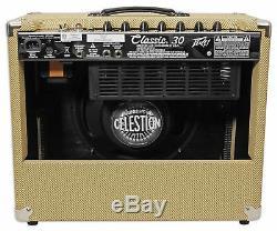 Ampli Guitare À Lampes Peavey Classic 30 112 30w Avec Amplificateur Combo À 12 Haut-parleurs + Câble