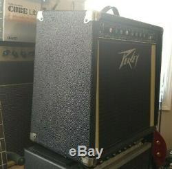Ampli Guitare À Lampes Peavey MX Vtx 130 Watt. Black Widow Speaker. 6l6 Tubes De Puissance