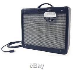 Ampli Guitare À Lampes Tube Fender Hot Rod Blues Junior III + 12 Haut-parleurs Noir