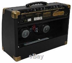 Ampli Guitare Acoustique Peavey Ecoustic 208 30w Et Ampli Combo 2 Canaux + (2) 8 Haut-parleurs