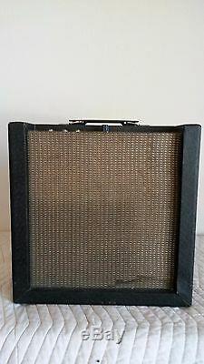 Ampli Guitare Harmony Vintage H 400 C Avec Enceinte Jensen