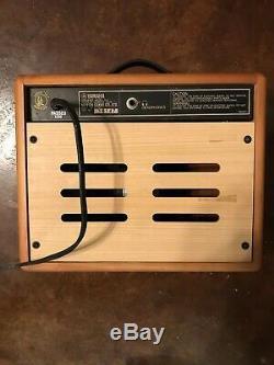 Ampli Guitare Yamaha G5 Vintage Avec Haut-parleur Alnico De La Série Signature De Ted Webber