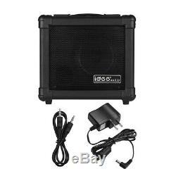 Amplificateur 10w U6j2 De Haut-parleurs D'amplificateur De Guitare Électrique Sans Fil Portatif Mini