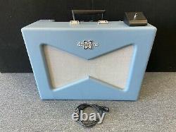 Amplificateur De Tube De Guitare 2x10 De Vaporizer Fender Avec Haut-parleurs Jenson Améliorés