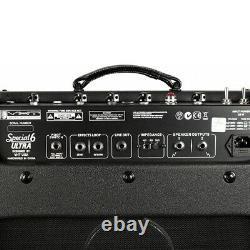 Amplificateur Vht Av-sp1-6u Spécial 6 Ultra Filé À La Main 6-watt Guitar Tube Avec 12 Haut-parleur