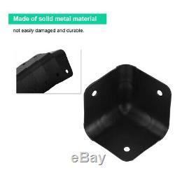 Angle Universel D'enveloppe De Haut-parleur Pour La Protection D'amplificateur De Guitare De Cabinet De Coin De Haut-parleur